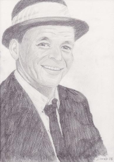 Frank Sinatra par Linnea_